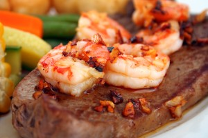 bigstockphoto_steak_and_seafood_495644
